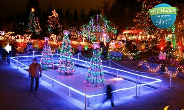 Big Bus - Downtown Vancouver: $25 for a Spirit of Christmas Tour from Big Bus (Up to $50 Value)