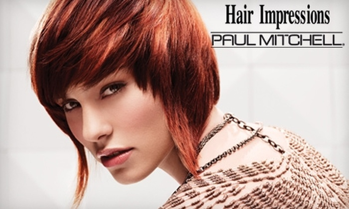 Hair Impressions - Tuscaloosa: $48 for a Foil Express Package with a Haircut and Style at Hair Impressions in Tuscaloosa (Up to $97 Value)