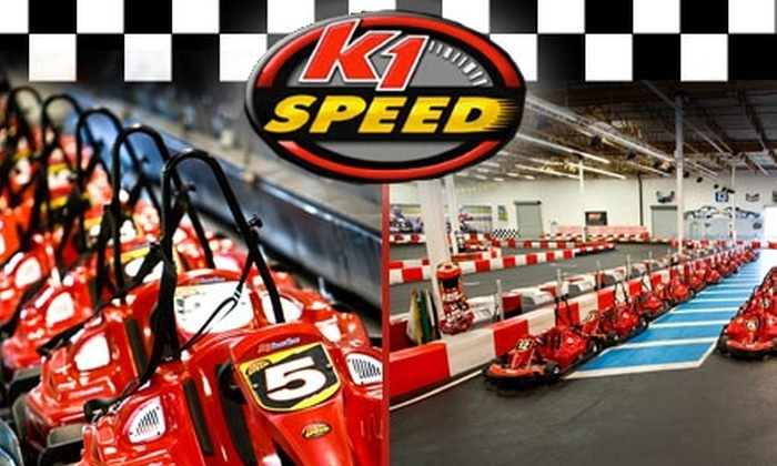 K1 Speed - Carlsbad: $44 for Four High-Speed Races and Two Annual Race Licenses at K1 Speed (a $92 Value)