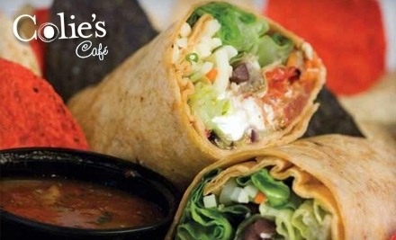 $20 Groupon to Colie's Cafe - Colie's Cafe in Rochester