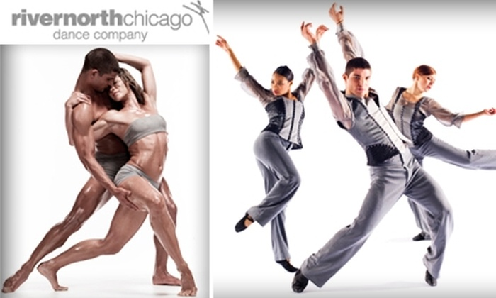 River North Chicago Dance Company  - Loop: $20 Ticket to River North Chicago Dance Company ($40 Value)