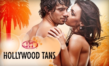 $50 Groupon to Hollywood Tans - Hollywood Tans in Charlotte