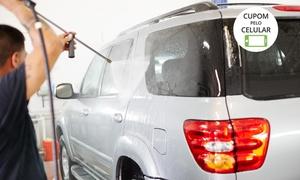 Shampoo Auto Center: Shampoo – Anhangabaú: limpeza e cristalização (opção com higienização do ar e dos estofados)