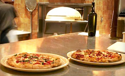 Any Two Neapolitan Pizzas (up to $15.50 each) and Two Glasses of Wine (up to an $8 value each) on Any Friday or Saturday through October 31, 2011 (up to an $8 value each) - Pizza Nea in Minneapolis