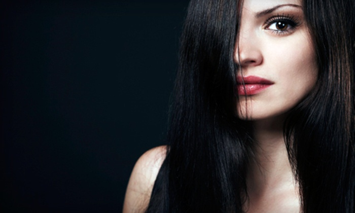 Silk Hair Spa - Sayville: Hairstyling Package or Hair-Coloring Package at Silk Hair Spa in Sayville