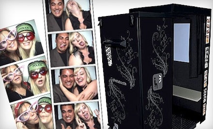 Photo Booth 5280: 3-Hour Weekday Photobooth Rental  - Photo Booth 5280 in