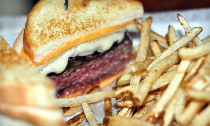 Square Bar & Grill - Avondale: $12 for $25 Worth of Inventive American Fare and Drinks at Square Bar & Grill