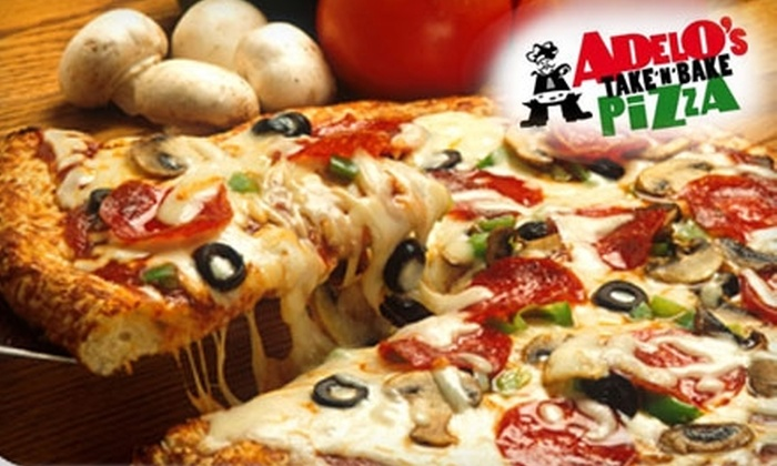 Adelo's Take-N-Bake Pizza - North Indian Trail: $10 for $20 Worth of Pies and More at Adelo's Take-N-Bake Pizza