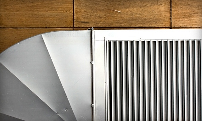 Fresh Air Ducts - Downtown: Dryer-Vent Cleaning or Duct Cleaning in One Air-Conditioning System from Fresh Air Ducts