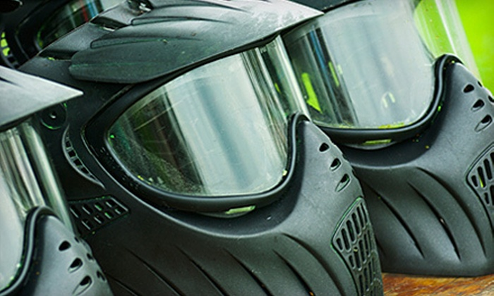 Infinite Paintball - Mimico: $20 for a Paintball Package for Two at Infinite Paintball ($70 Value)