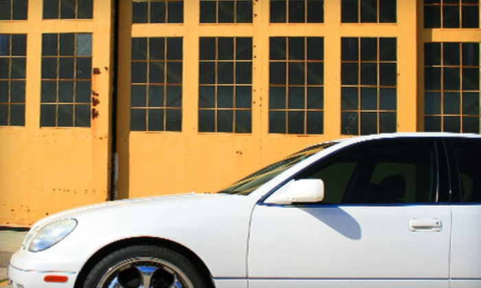 Xtreme Vehicle Designs - Noblesville: $79 for Window Tinting at Xtreme Vehicle Designs in Noblesville ($170 Value)