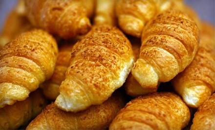 $25 Groupon to Faces mears park bakery for Baked Goods - Faces mears park bakery in St. Paul