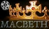 "Mad Cow Theatre - Central Business District: $11 for One Ticket to ""Macbeth"" at Mad Cow Theatre"