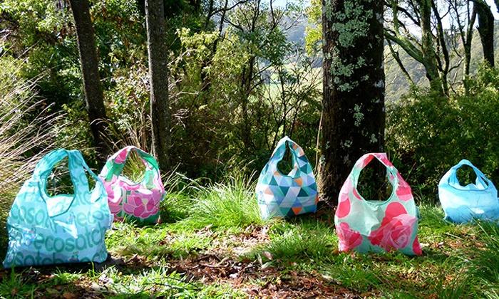Ecosatch Reusable Shopping Bags | Groupon
