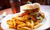 Up to 55% Off at American Classic Tavern in Lawrenceville