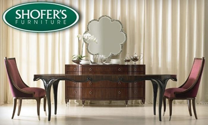 Delicieux 67% Off Furniture At Shoferu0027s Furniture