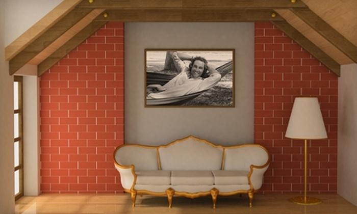 Ray Street Custom Framing - San Diego: $45 for $100 Worth of Custom Framing at Ray Street Custom Framing