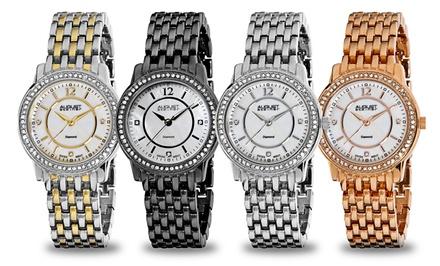 August Steiner Women's Diamond Dial Watch Collection