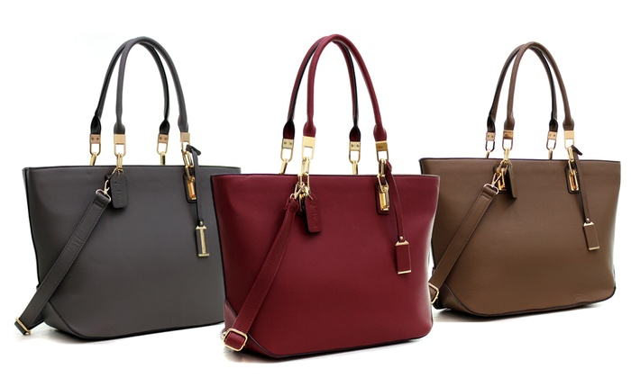Dasein Pamara Large Tote Bag | Groupon Goods