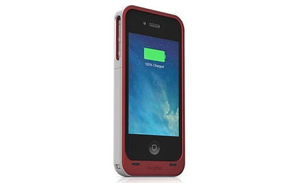 Mophie Juice Pack Air Battery Case for iPhone 4/4s (Manufacturer Refurbished)
