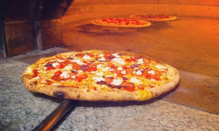 Pizza Meals at Carbone Coal-Fired Pizza (Up to 46% Off). Three Options Available.