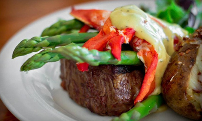 The Homestead Restaurant - Multiple Locations: American Food at The Homestead Restaurant (Up to 56% Off). Two Options Available.