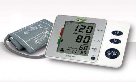Gurin Upper-Arm Automatic Blood-Pressure Monitor. Free Returns.