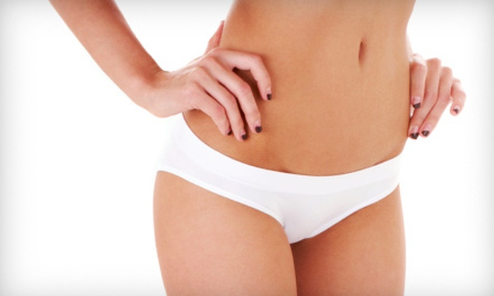 New Look Salon - Athens: Brazilian, Bikini, or Full-Body Wax at New Look Salon (Up to 53% Off)