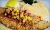Tipsy Tarpon Seafood Shack - Estero: Seafood and Drinks for Two or Four at Tipsy Tarpon Seafood Shack (Up to 55% Off)