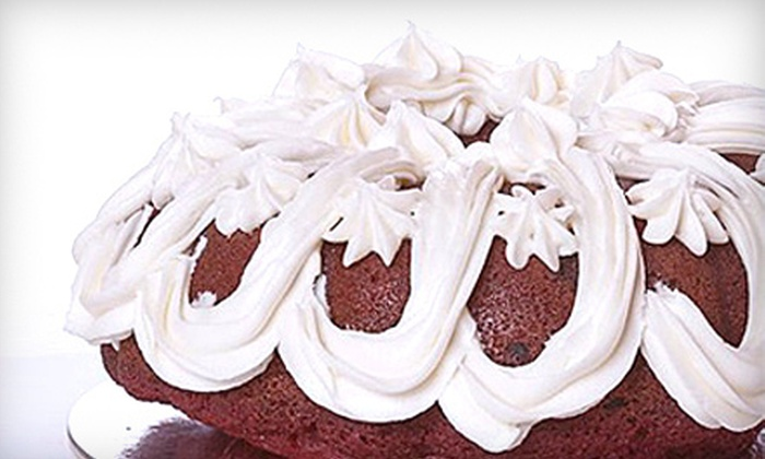 Bundt Cake Cravings - Downtown: Baking Lesson for One or Two Children at Bundt Cake Cravings (Up to 58% Off)