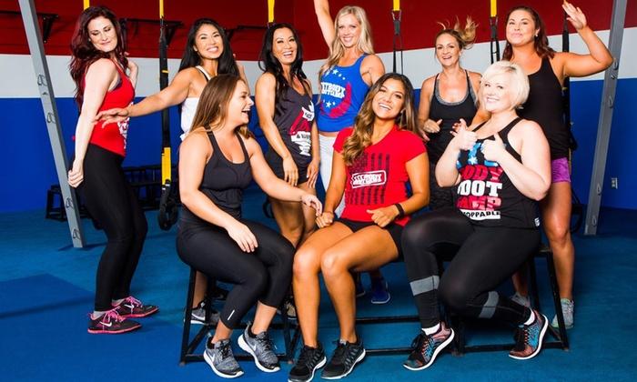Fitness boot camp uk deals