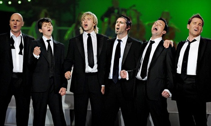 Celtic Thunder - Multiple Locations: Celtic Thunder at Benedum Center on October 6 at 8 p.m. (Up to 49% Off)