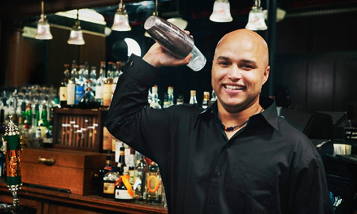 Minnesota School of Bartending - Minneapolis-St Paul: $199 for a Bartender-Certification Course at Minnesota School of Bartending ($595 Value)
