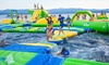 Up to 25% Off Waterpark Pass at Splash Island Water Park