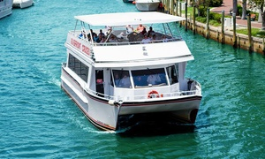 27% Off Sunset Cocktail Cruise at Riverfront Cruises at Riverfront Cruises, plus 6.0% Cash Back from Ebates.