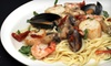 Little Napoli Italian Grill and Bar - Multiple Locations: Italian Food at Little Napoli Italian Cuisine (Up to 53% Off). Four Options Available.