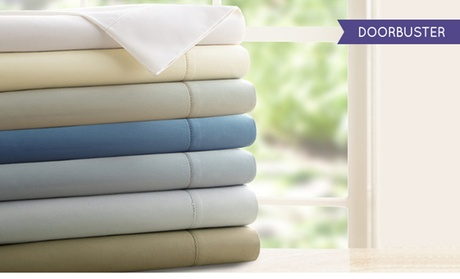 Symphony Egyptian Cotton Rich Sheets Set