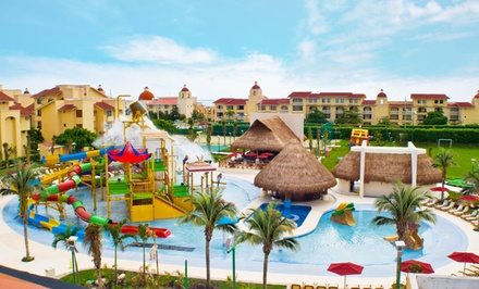 3-, 4-, 5-, or 7-Night All-Inclusive Stay for Two at Sea Adventure Resort & Waterpark in Cancún. Includes Taxes & Fees.