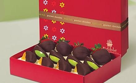 Edible Arrangements: Box of Chocolate-Dipped Fruit - Edible Arrangements in Memphis