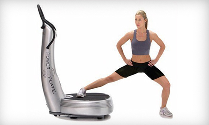 Vital Performance Fitness - Southfield: 3, 12, or 24 Power Plate Full-Body-Vibration Sessions at Vital Performance Fitness in Southfield (Up to 65% Off)