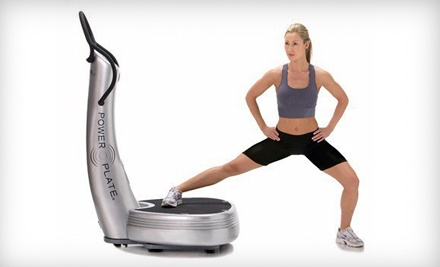 Three 20-Minute Power Plate Full-Body-Vibration Sessions (a $60 value) - Vital Performance Fitness in Southfield