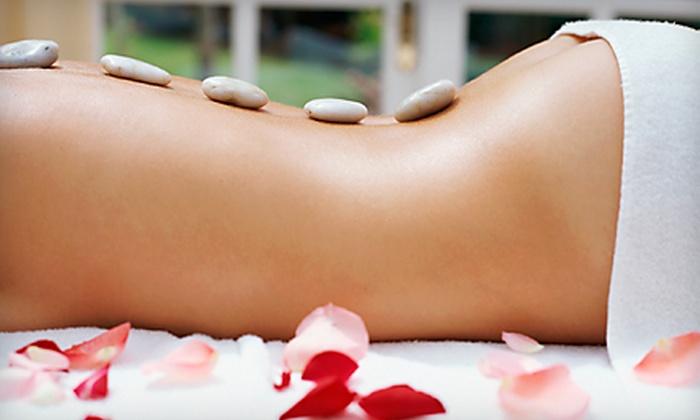 Inner Wisdom Wellness Center - Merriam: Himalayan Salt-Stone Massage, Foot Reflexology, or Both at Inner Wisdom Wellness Center in Merriam