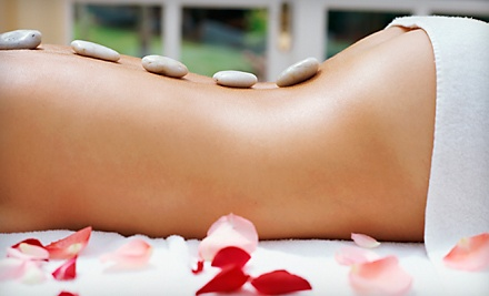 60-Minute Himalayan Salt-Stone Massage (an $80 value) - Inner Wisdom Wellness Center in Merriam