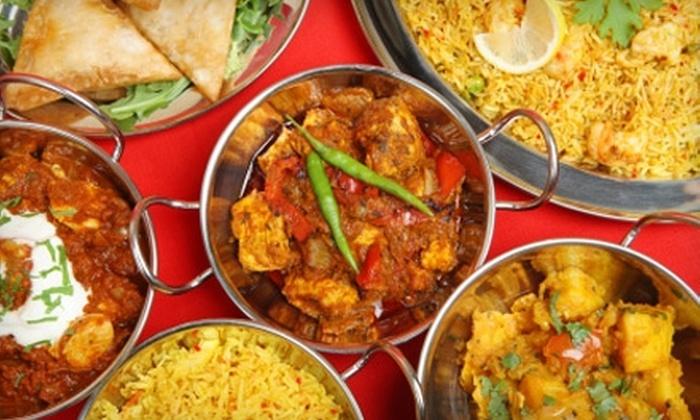 Taj Mahal Restaurant - South Lake Tahoe: $15 for $30 Worth of Indian Cuisine at Taj Mahal Restaurant in Lake Tahoe