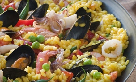 Cafe Espana: $15 Worth Of Breakfast Or Lunch And Drinks - Cafe Espana in Houston