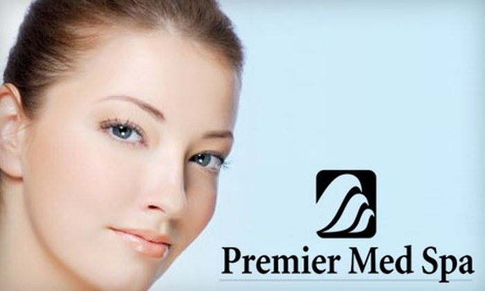 Premier Med Spa - High Point: $32 for a Microdermabrasion Treatment at Premier Med Spa in High Point ($80 Value)