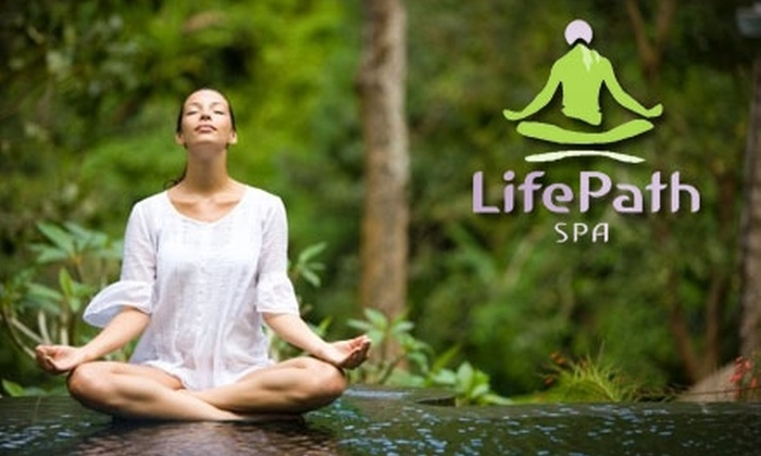 Life Path Spa - South Bristol: $120 for One Nature Hike, Breakfast, Lunch, and Pedicure at Life Path Spa