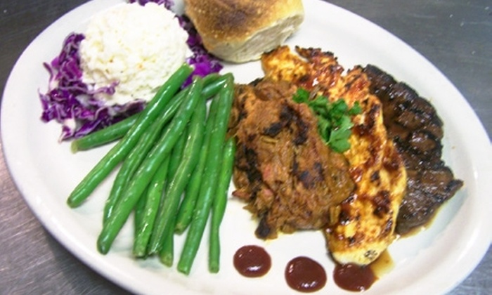 South Beach Grill - Virginia Beach: $15 for $30 Worth of Fare and Drinks at South Beach Grill in Virginia Beach