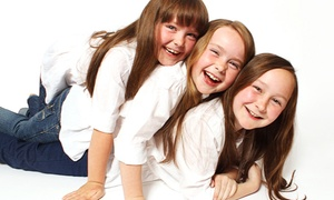 The Photo Studio: One-Hour Photoshoot Plus Canvas for €24 at The Photo Studio (90% Off)