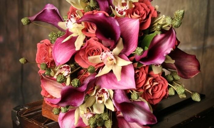 Atlantis Flowers Weddings & Events - Goldenrod: $24 for $50 Worth of Flowers at Atlantis Flowers Weddings & Events in Winter Park